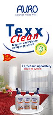 Auro Texx-Clean Teppichreiniger