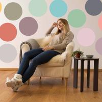 Auro Profi-Lehmfarbe in cremeweiß oder farbig